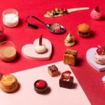 【ヒルトン東京ベイ】苺&チョコレートを楽しめる「ハートフルアフタヌーンティーセット」が登場♡