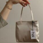 【2021年最旬バッグ】最高級のシルクで作られた「Hai」のミニバッグにおしゃれさんが大注目♡