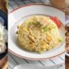 【簡単ランチ】テレワーク中にもおすすめ♡電子レンジで作るランチレシピ10選
