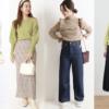【2021年】鮮度アップ♪大人女子の冬コーデにおすすめ「ちょい甘デザインニット」10選