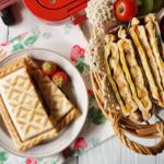 いろいろな具材で楽しむ!サクッと美味しい「ホットサンドレシピ」10選