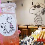 【PEANUTS Cafe 中目黒】期間限定「スヌーピー&サリーのさくらドリンク」は4月11(日)まで!