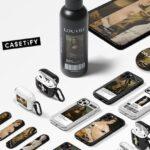【CASETiFY】ルーブル美術館とコラボ!「あの世界的名画」テックアクセサリーコレクションが新登場♪