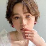 【ハンサムショート×ハイライト】アラサーにおすすめヘアスタイルをご紹介♡