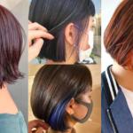 人気「インナーカラーボブ」10選|「個性的×可愛い」おすすめの髪型をチェック✔︎