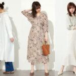 《natural couture》で作る大人可愛いデートコーデ10選♡ 旬アイテム盛りだくさんの春ファッション