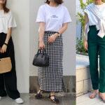 【2021夏】30代女性が垢抜ける「白Tシャツ」コーデ10選!マンネリ打破の着こなし必見♪