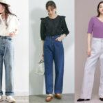 30代女性、夏の「デニムワイドパンツコーデ」10選|女子会で映えるおしゃれな着こなしって?