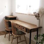 テレワークにぴったりな「リビング書斎」実例10選!集中できておしゃれな空間を作ろう♪