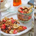 「グラノーラ」アレンジレシピ 10選|朝食や空腹時のスイーツにおすすめ