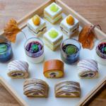 【2021年】秋の味覚「栗&ぶどう」のホテルビュッフェ ニューオータニ東京でスイーツフェアを開催