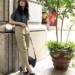 履くだけで美しく上品なシルエットに!多くの女性が絶賛するユニクロの神パンツをご紹介♡