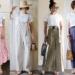 【特集】初秋まで使える!大人女子の『白Tシャツ』お手本コーデ11選♪
