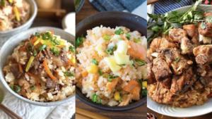 【絶品】「炊き込みご飯&混ぜご飯」おすすめレシピ10選
